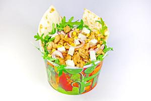 salata la piadina